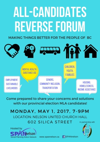 Reverse All-Candidates forum